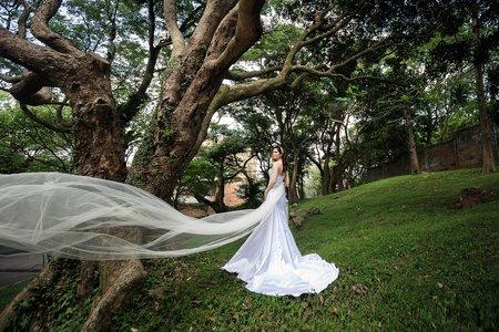 [自助婚紗]Justin&Jasmine@陽明山婚紗