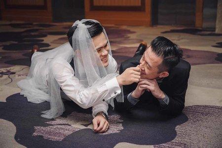 [婚禮紀錄] JASON&TINA  @桃園桃禧航空城酒店