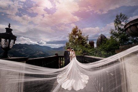 [自助婚紗] Rossi & MIMI 婚紗景點  @老英格蘭