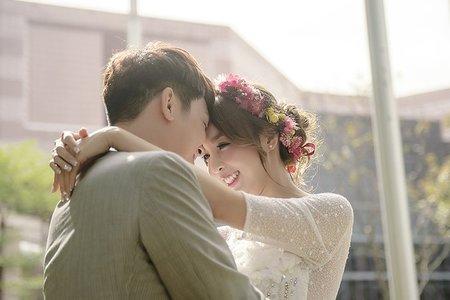 台北 世貿三三 / 戶外婚禮
