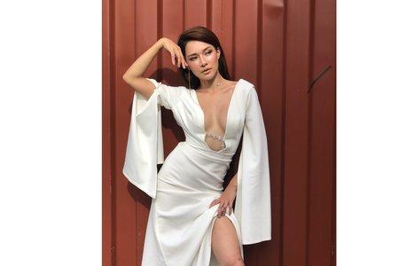 外拍時尚婚紗