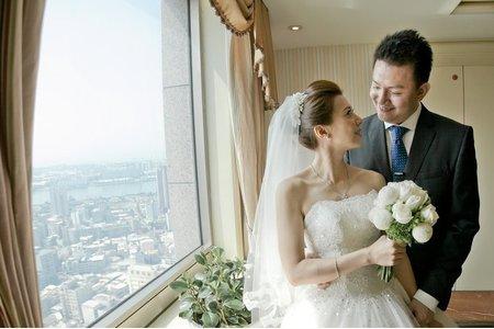 [婚攝]漢昭&文馨 婚禮紀錄 漢來大飯店
