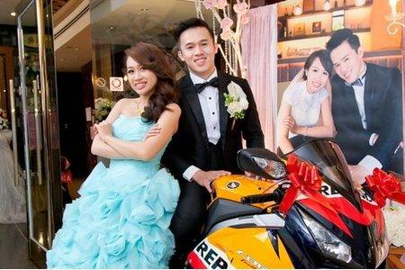 [婚攝]慶恩&雨柔 婚禮紀錄 海寶國際大飯店