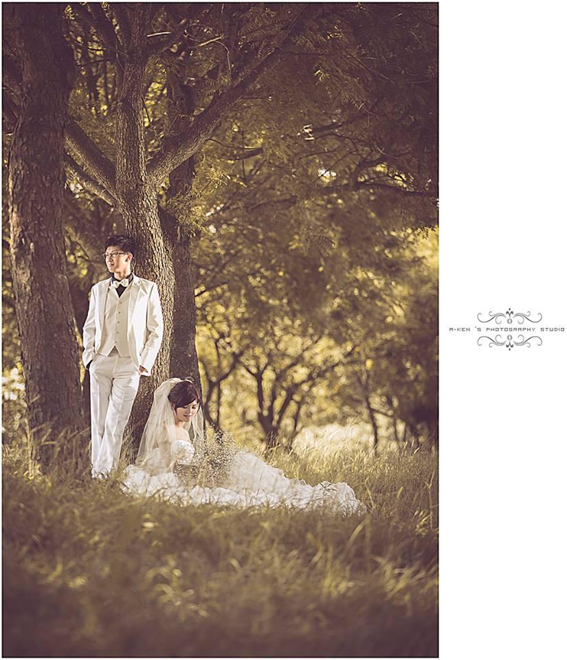 (編號:194553) - 珍藏囍式-新秘/平面/錄影/主持/求婚 - 結婚吧