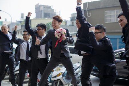珍藏囍式-婚禮紀錄 婚攝★Feng