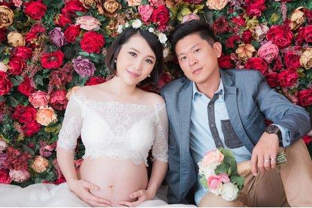 珍藏囍式-孕婦寫真★Anita
