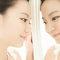 乾淨的妝容更能凸顯自己的五官優勢