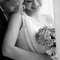 婚禮中,兩人獨處最甜蜜的畫面