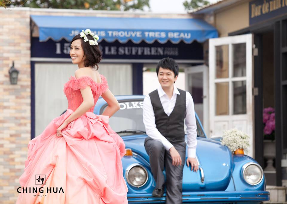 (編號:298555) - 青樺婚紗CHINGHUA - 結婚吧一站式婚禮服務平台