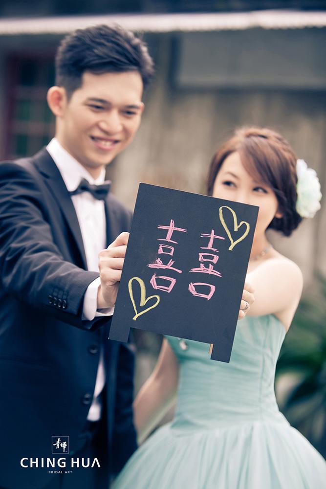 (編號:298560) - 青樺婚紗CHINGHUA - 結婚吧