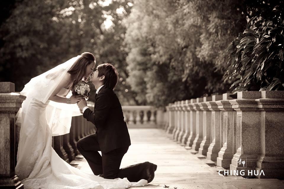 (編號:298563) - 青樺婚紗CHINGHUA - 結婚吧一站式婚禮服務平台