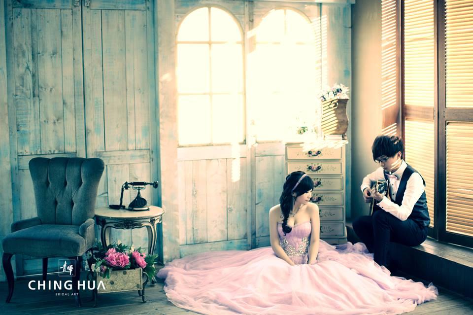 (編號:298566) - 青樺婚紗CHINGHUA - 結婚吧一站式婚禮服務平台