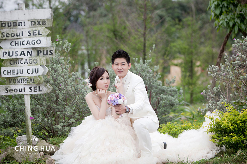 (編號:306767) - 青樺婚紗CHINGHUA - 結婚吧