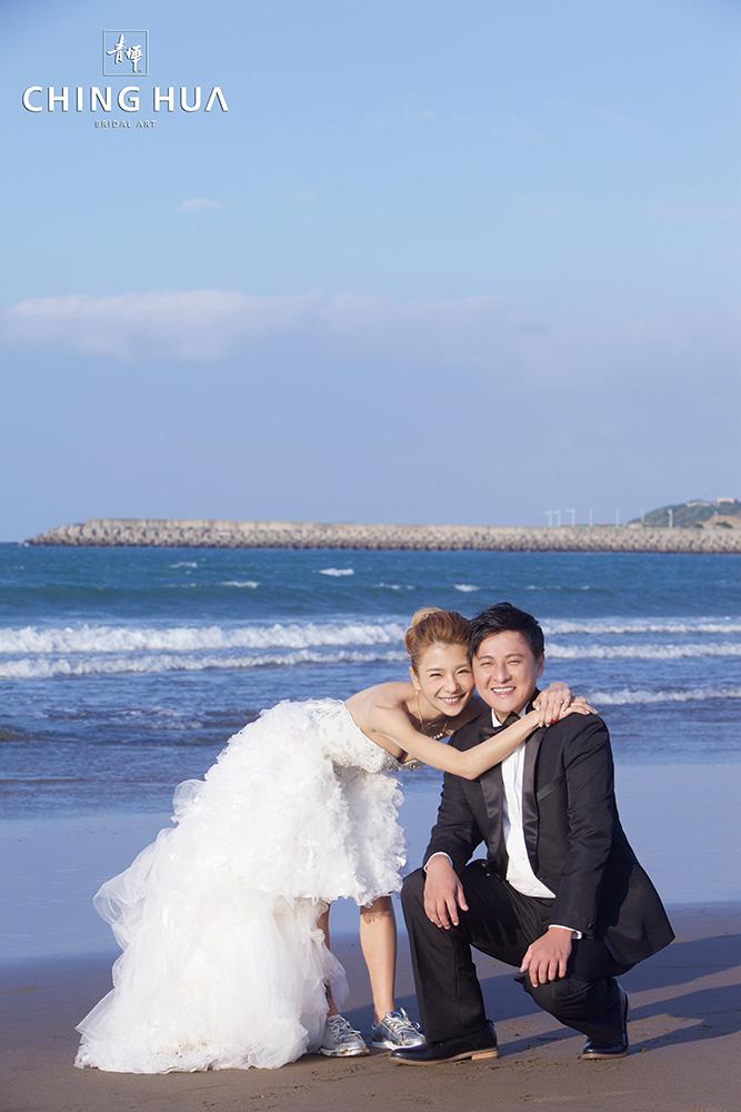 (編號:306770) - 青樺婚紗CHINGHUA - 結婚吧一站式婚禮服務平台