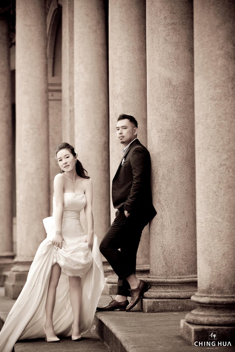 (編號:376883) - 青樺婚紗CHINGHUA - 結婚吧