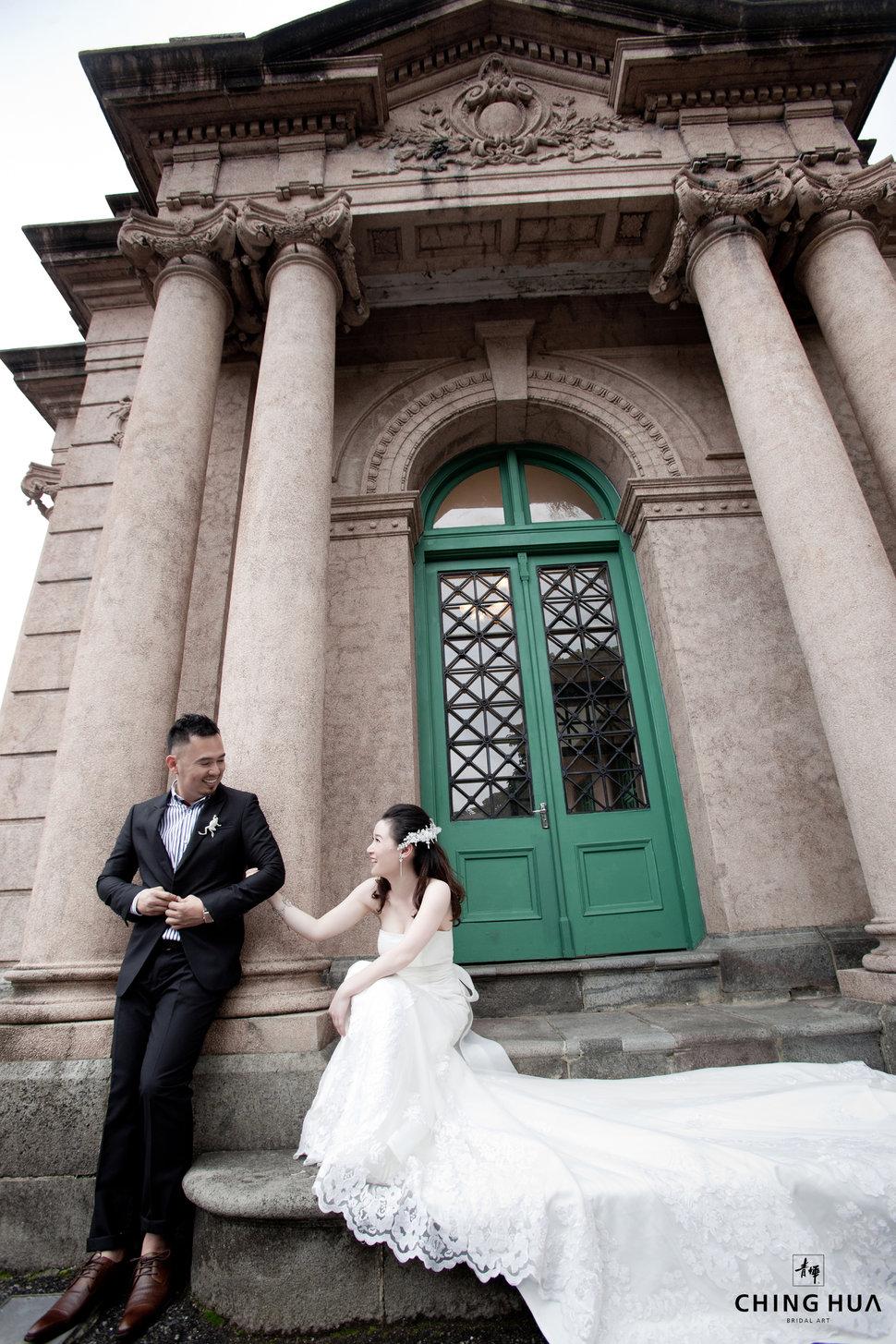 (編號:376889) - 青樺婚紗CHINGHUA - 結婚吧
