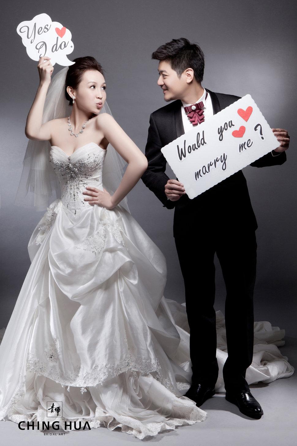 (編號:397201) - 青樺婚紗CHINGHUA - 結婚吧