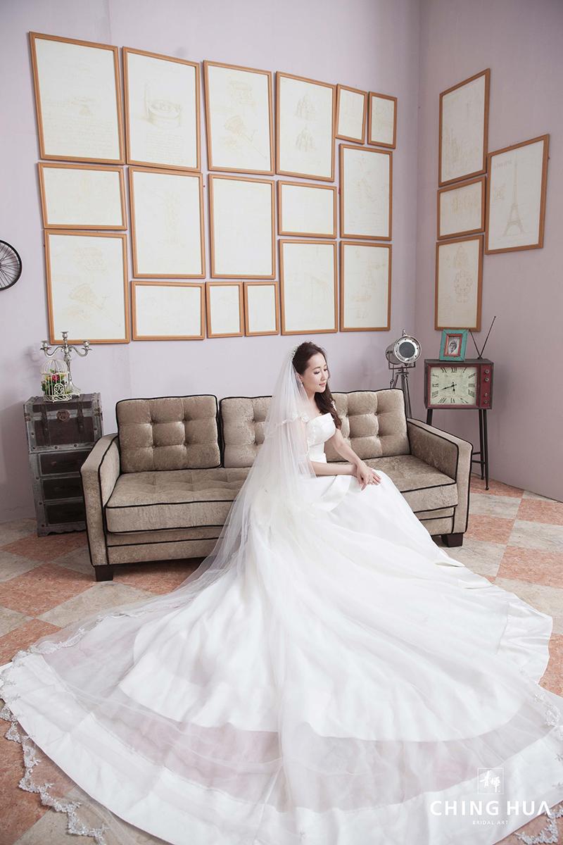 (編號:397207) - 青樺婚紗CHINGHUA - 結婚吧一站式婚禮服務平台