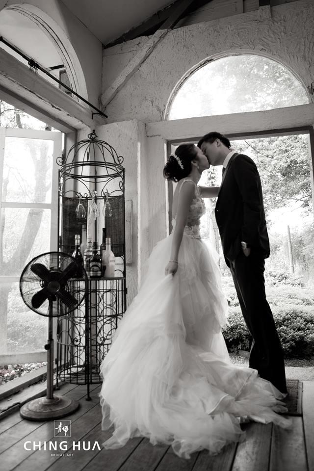(編號:410054) - 青樺婚紗CHINGHUA - 結婚吧