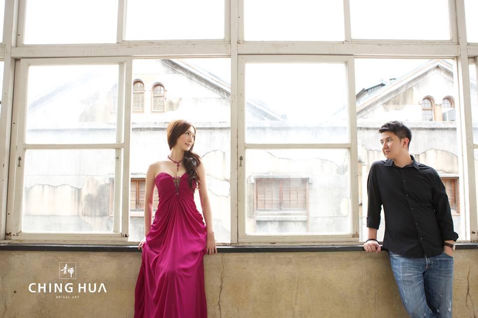 (編號:410055) - 青樺婚紗CHINGHUA - 結婚吧
