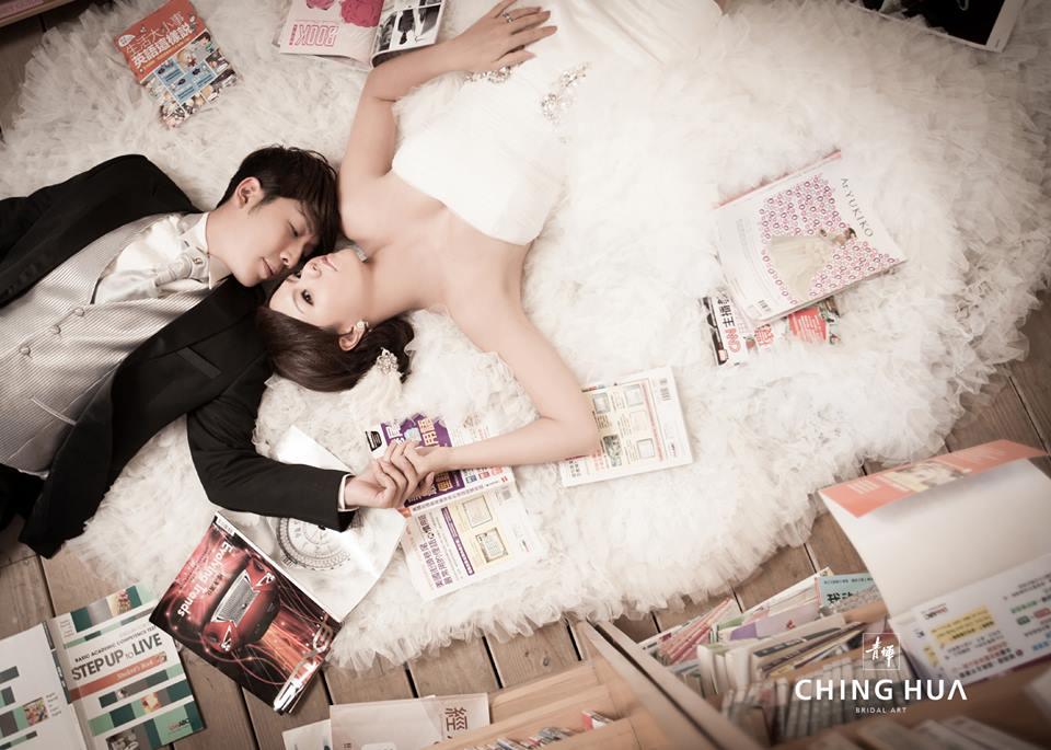 (編號:410057) - 青樺婚紗CHINGHUA - 結婚吧