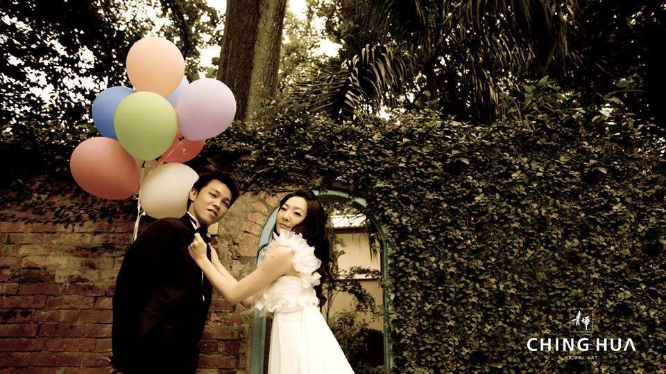 (編號:410060) - 青樺婚紗CHINGHUA - 結婚吧