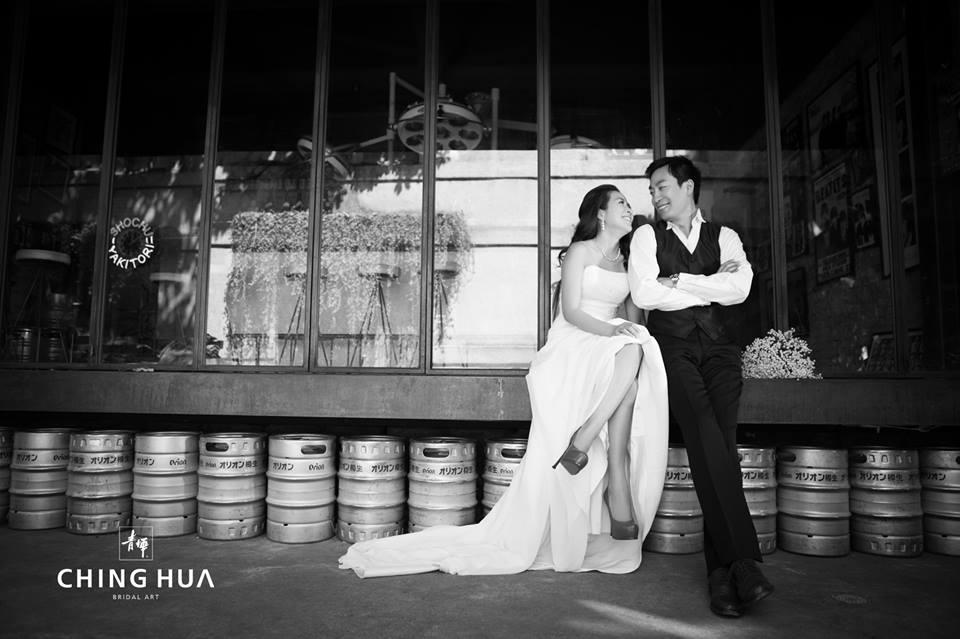 (編號:410062) - 青樺婚紗CHINGHUA - 結婚吧一站式婚禮服務平台