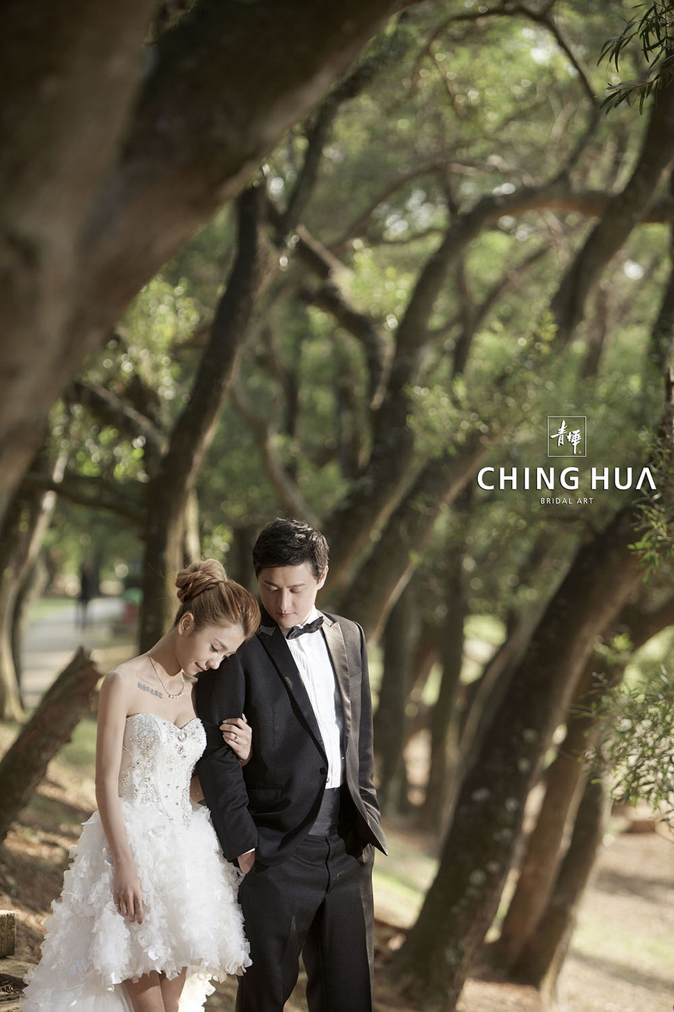 (編號:426383) - 青樺婚紗CHINGHUA - 結婚吧