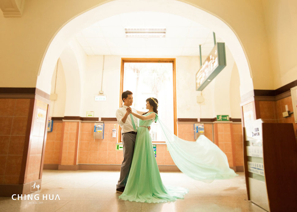 (編號:426385) - 青樺婚紗CHINGHUA - 結婚吧