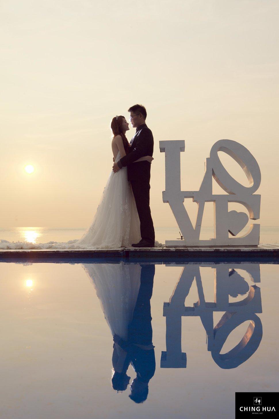 (編號:432342) - 青樺婚紗CHINGHUA - 結婚吧一站式婚禮服務平台