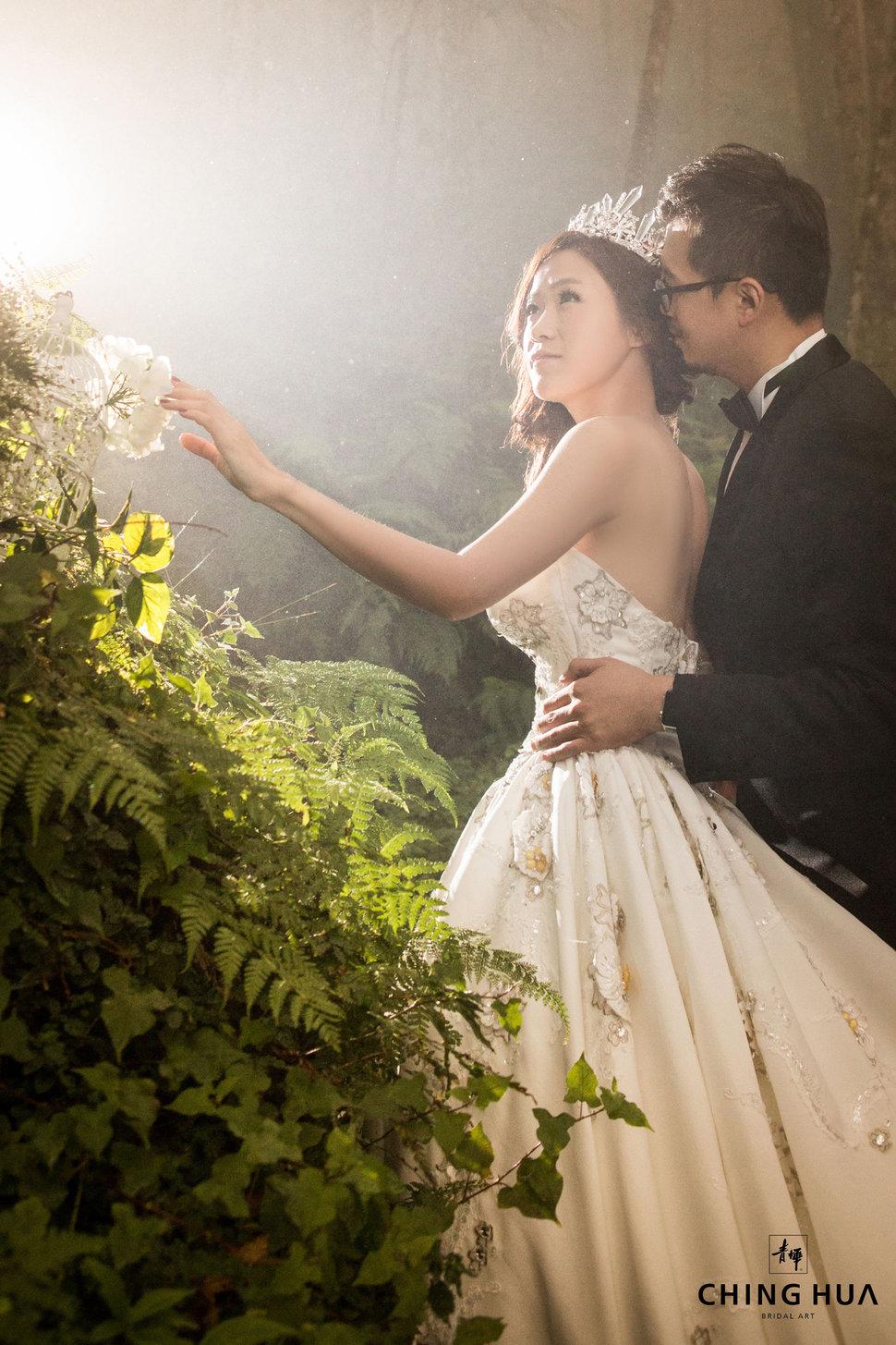 (編號:433060) - 青樺婚紗CHINGHUA - 結婚吧一站式婚禮服務平台