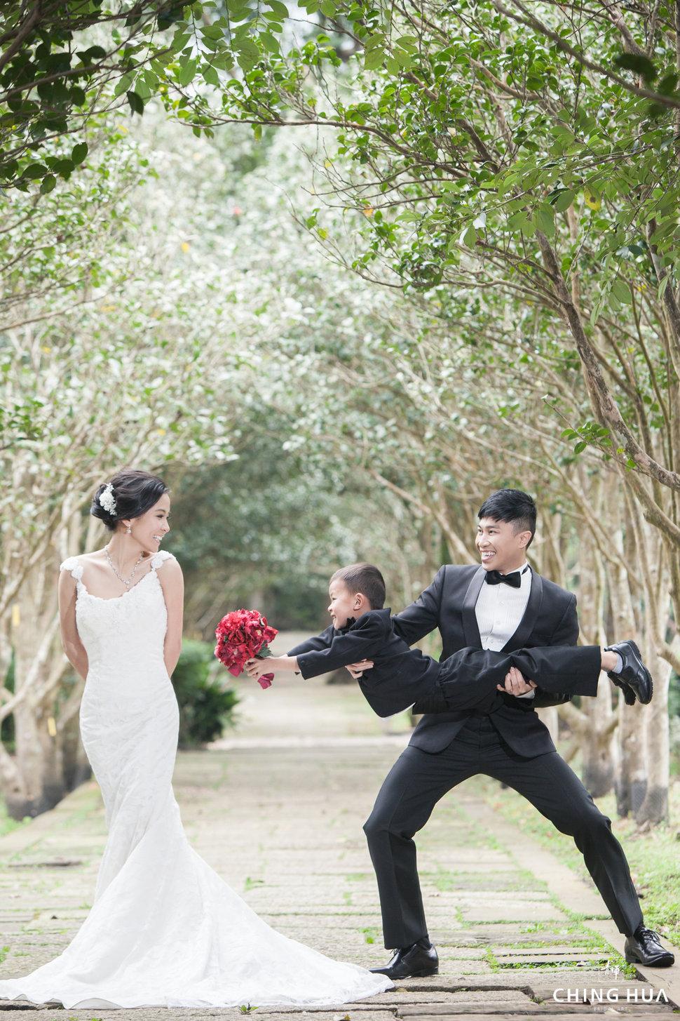 (編號:433087) - 青樺婚紗CHINGHUA - 結婚吧一站式婚禮服務平台