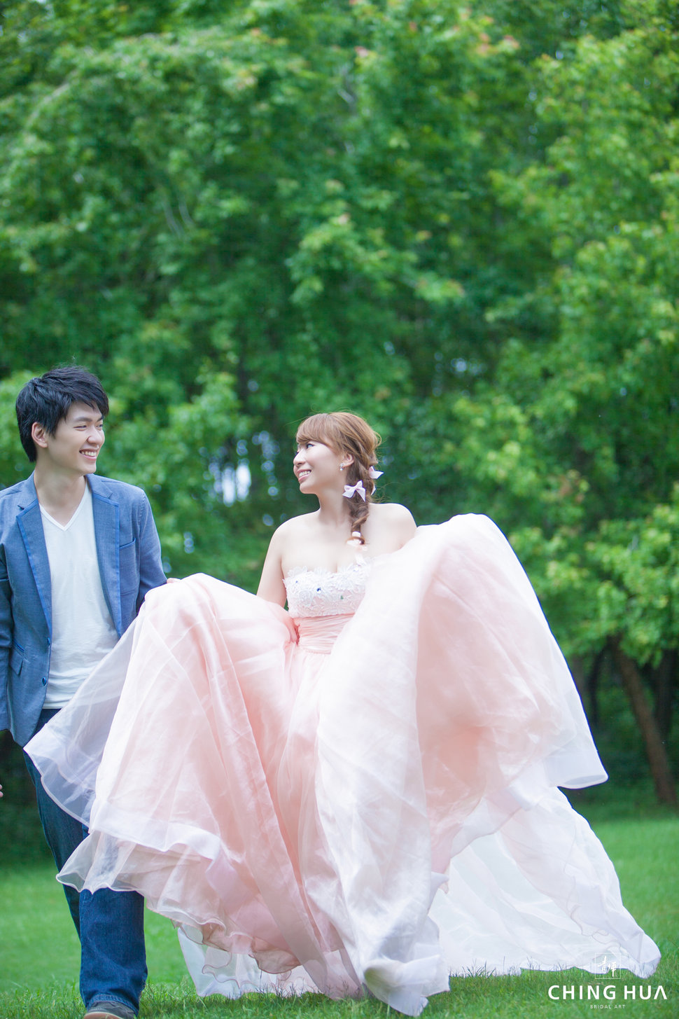 (編號:433135) - 青樺婚紗CHINGHUA - 結婚吧