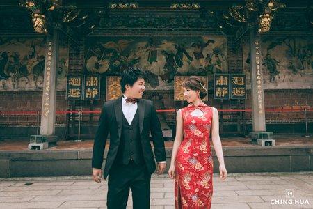 <青樺婚紗>日系小夫妻 Taipei Day Tour