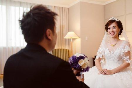 桃園婚攝 『婚攝』沺融&巧瑄 婚禮攝影@川門子時尚美食會館