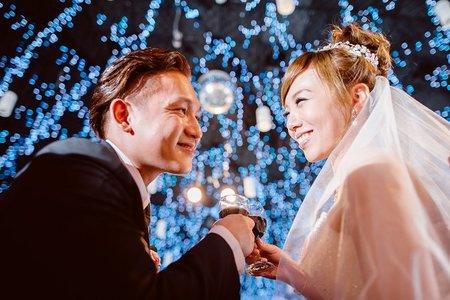 桃園婚攝 『婚攝』睿杰&筱綺 婚禮攝影@八德來福星