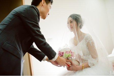 桃園婚攝 文一&姿妤 婚禮攝影@風車的故鄉