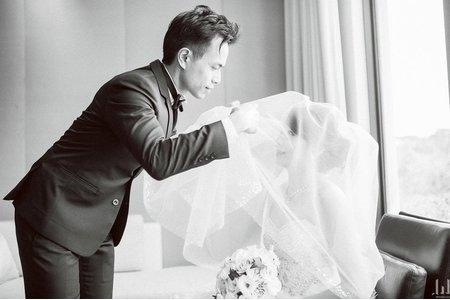 桃園婚攝 ANTHONY+BRENDA 婚禮攝影@桃園大溪笠復威斯汀度假酒店