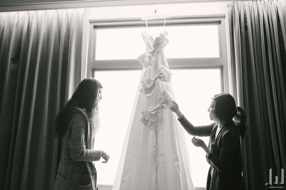 桃園婚攝  詠臻&培庭 婚禮攝影@綠光花園(編號:431059) - 達布流影像 DBL Studios - 結婚吧