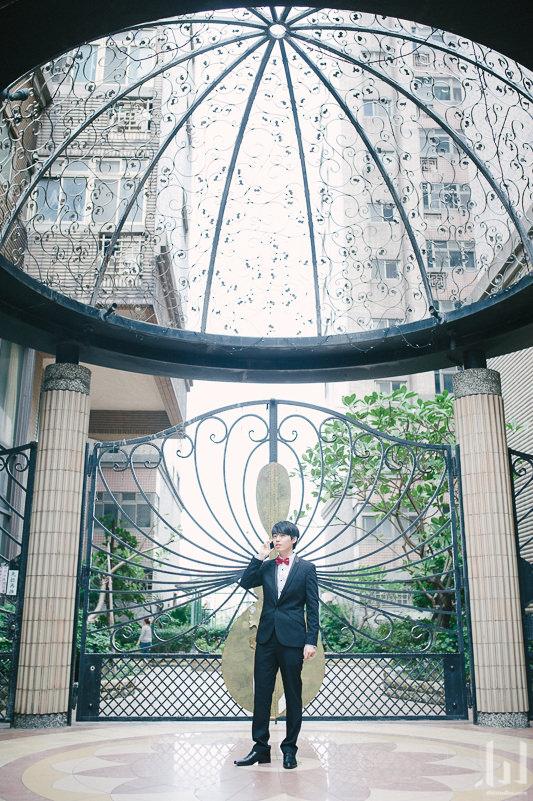 桃園婚攝  詠臻&培庭 婚禮攝影@綠光花園(編號:431061) - 達布流影像 DBL Studios - 結婚吧