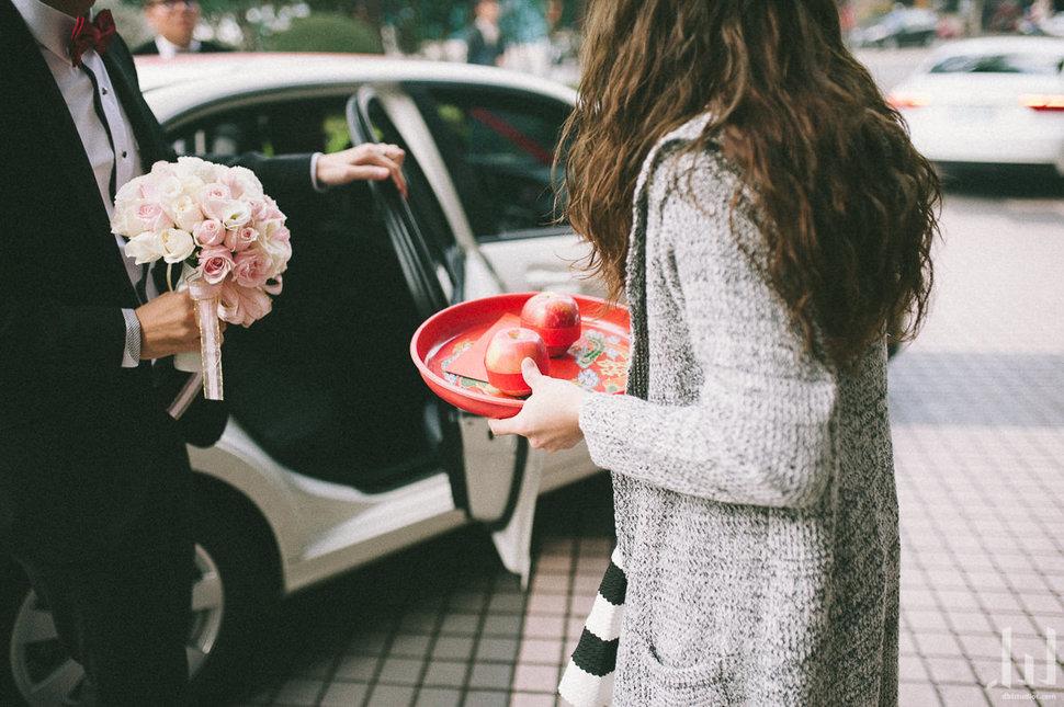 桃園婚攝  詠臻&培庭 婚禮攝影@綠光花園(編號:431078) - 達布流影像 DBL Studios - 結婚吧