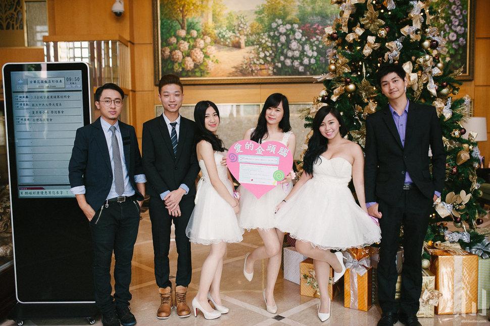 桃園婚攝  詠臻&培庭 婚禮攝影@綠光花園(編號:431079) - 達布流影像 DBL Studios - 結婚吧