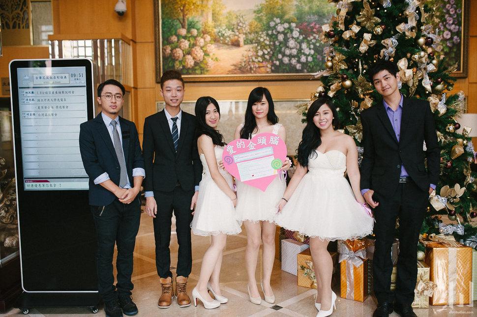 桃園婚攝  詠臻&培庭 婚禮攝影@綠光花園(編號:431080) - 達布流影像 DBL Studios - 結婚吧一站式婚禮服務平台