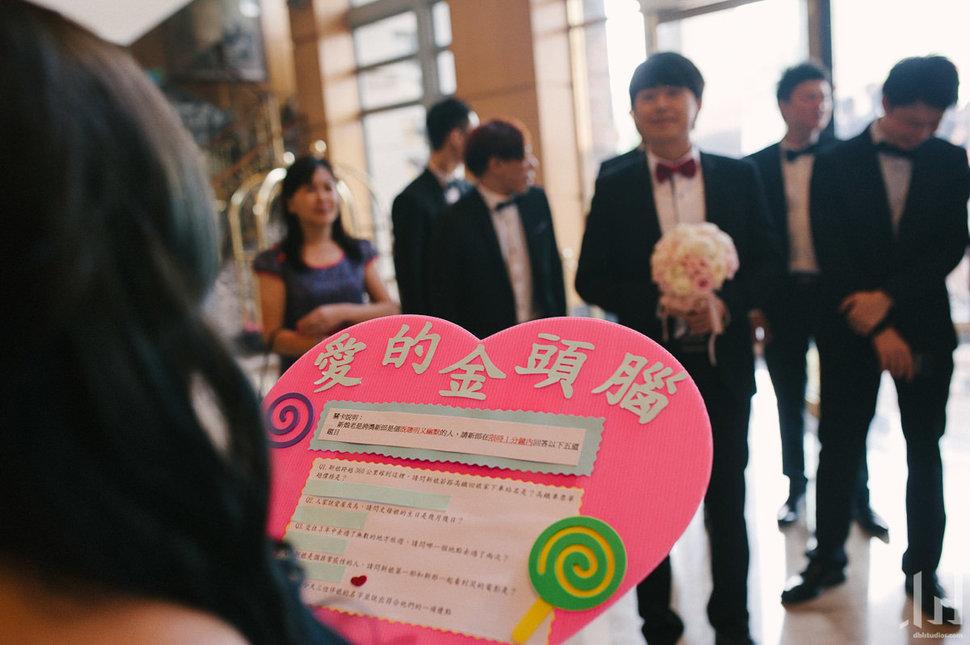 桃園婚攝  詠臻&培庭 婚禮攝影@綠光花園(編號:431081) - 達布流影像 DBL Studios - 結婚吧