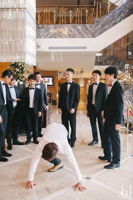 桃園婚攝  詠臻&培庭 婚禮攝影@綠光花園(編號:431084) - 達布流影像 DBL Studios - 結婚吧