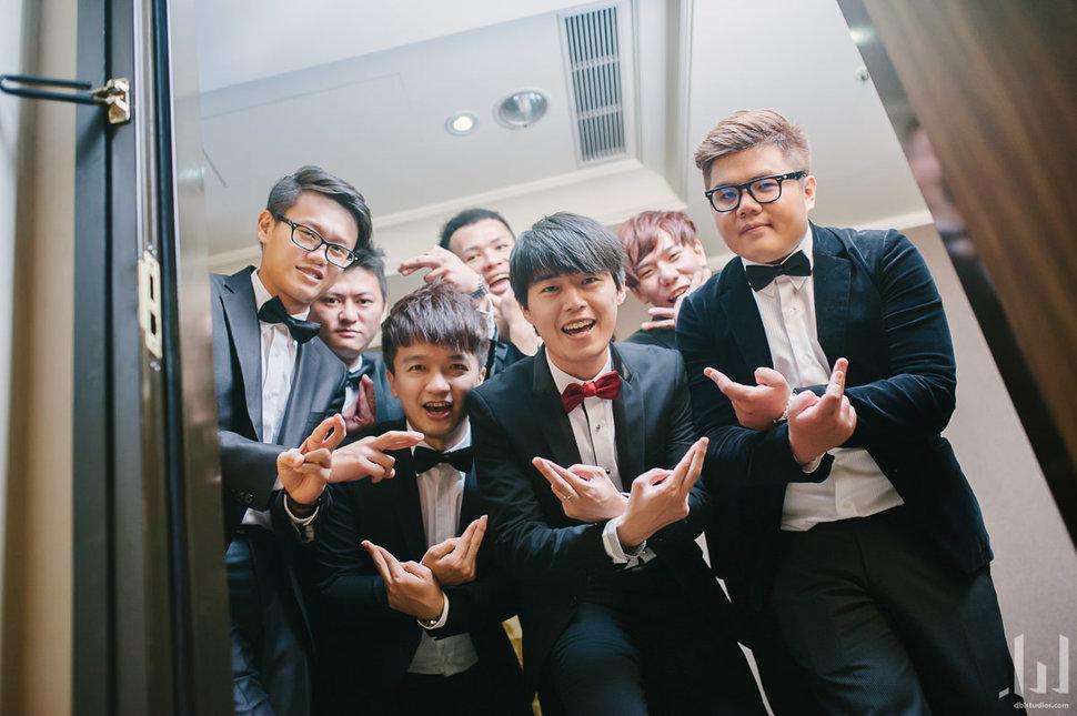 桃園婚攝  詠臻&培庭 婚禮攝影@綠光花園(編號:431088) - 達布流影像 DBL Studios - 結婚吧