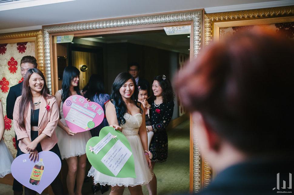 桃園婚攝  詠臻&培庭 婚禮攝影@綠光花園(編號:431089) - 達布流影像 DBL Studios - 結婚吧
