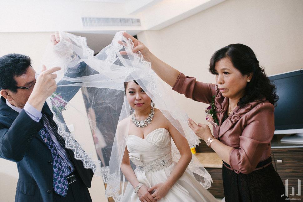 桃園婚攝  詠臻&培庭 婚禮攝影@綠光花園(編號:431100) - 達布流影像 DBL Studios - 結婚吧