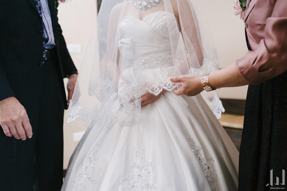 桃園婚攝  詠臻&培庭 婚禮攝影@綠光花園(編號:431101) - 達布流影像 DBL Studios - 結婚吧