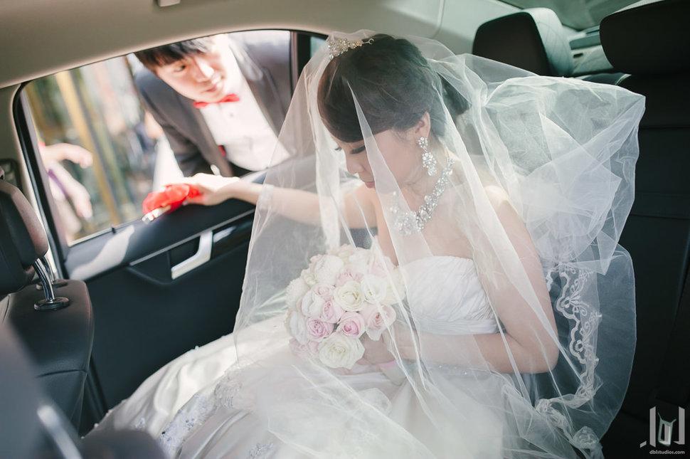 桃園婚攝  詠臻&培庭 婚禮攝影@綠光花園(編號:431106) - 達布流影像 DBL Studios - 結婚吧